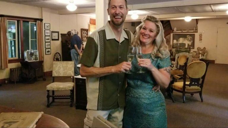Wedding Engagement at Scotts Marvelous Mrs. Maisel Weekend s 2019 Catskills NY