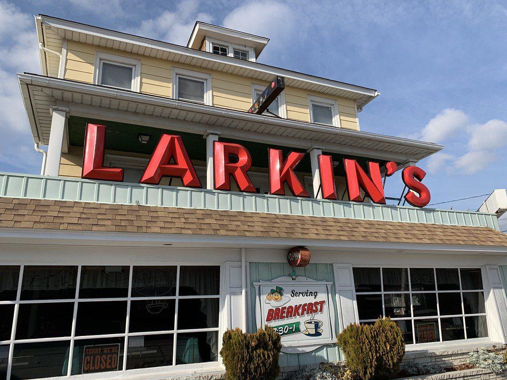 Larkins Wildwood NJ Retro Roadmap