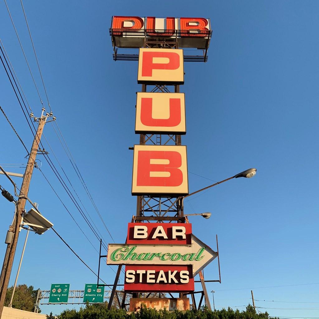 The Pub Pennsauken NJ Retro Roadmap 2019