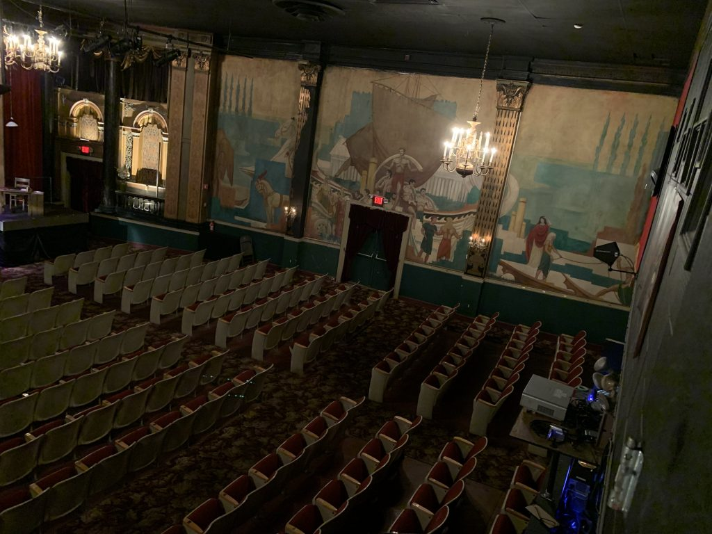 Ritz Haddon NJ Theater Theatre