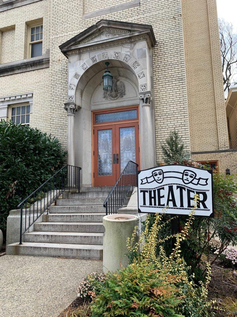 Scottish Rite Auditorium Collingswood NJ