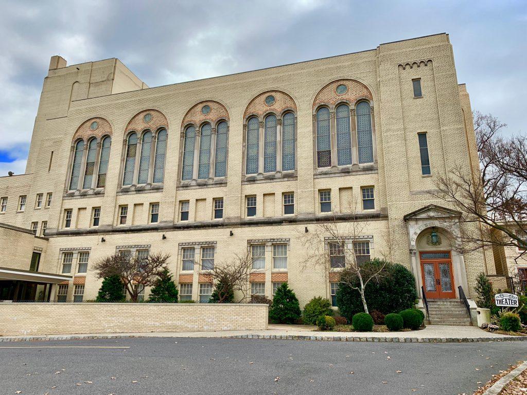 Scottish Rite Auditorium Collingswood NJ Retro Roadmap