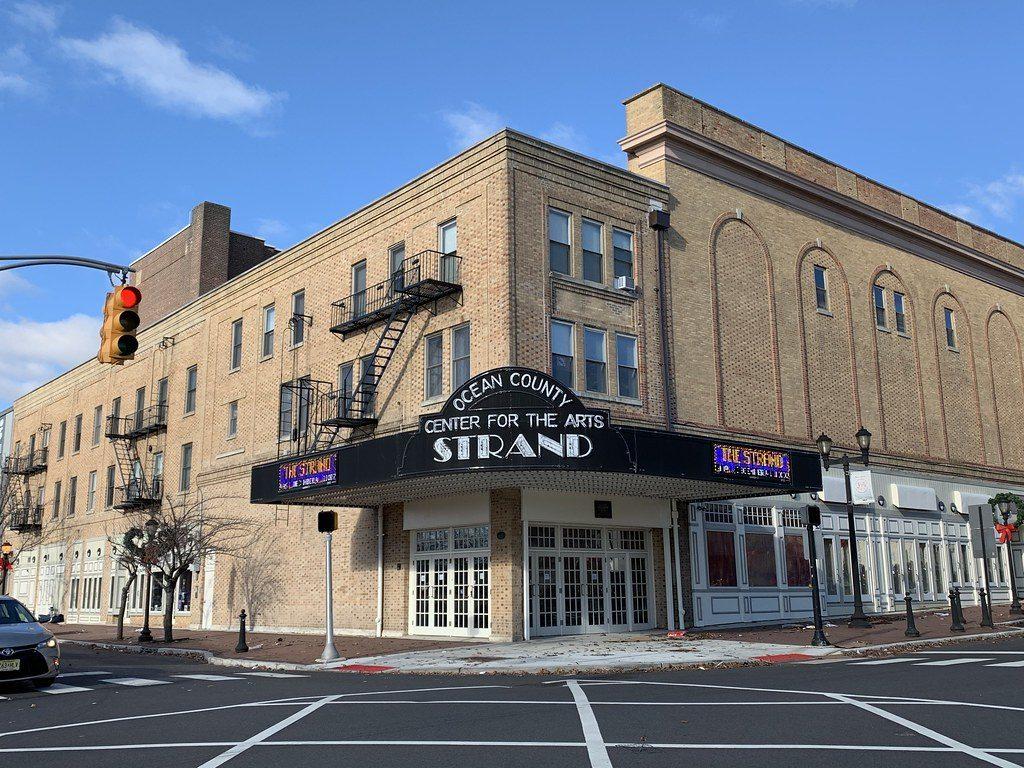 The Strand Lakewood NJ Retro Roadmap