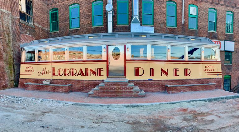 Miss Lorraine Diner Pawtucket Retro Roadmap 2019