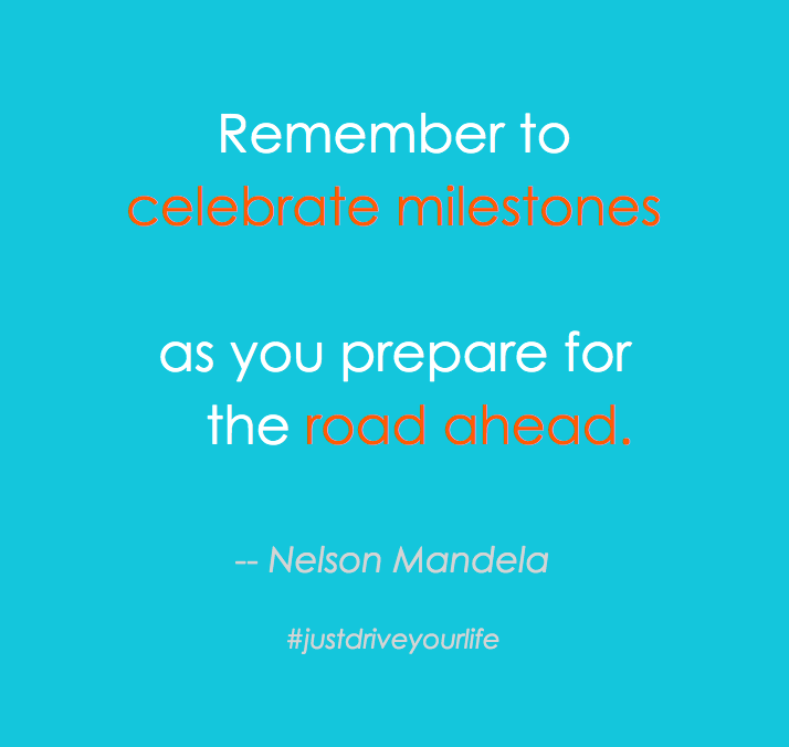 Celebrate Milestones Road Ahead Mandela JDYL