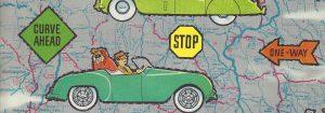 Just Drive Your Life Mod Betty Retro Roadmap