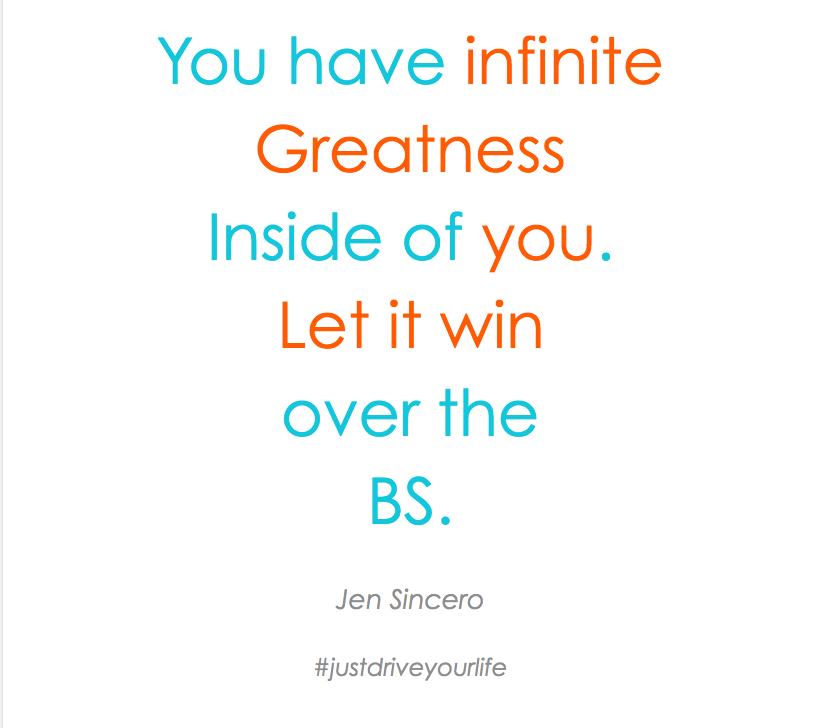 Infinite Greatness Sincero