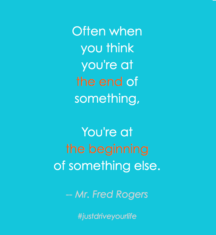 Often when you think Mr Rogers
