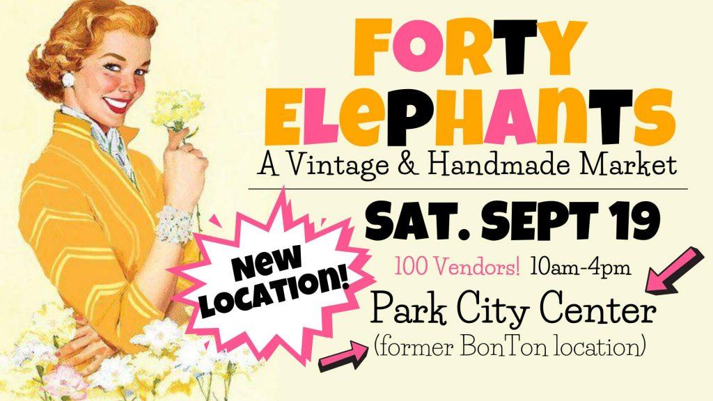 forty elephants september 2020